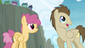 Crescent 'There's Rainbow Dash!' S4E10.png
