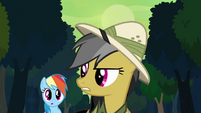 Daring Do -my work always involves secrets- S4E04