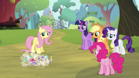 "Fluttershy ""there are too few of them"" S4E16"