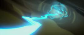 Lightning strikes from the sky MLPTM