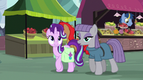 "Maud Pie ""you could rule all of Equestria"" S7E4"