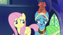 "Meadowbrook ""glad our mantles have passed"" S7E26"
