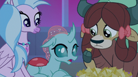 "Ocellus ""she just wants to help us"" S8E25"