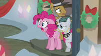 Pinkie, Igneous, and Cloudy in shock S5E20