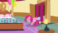 Pinkie Pie putting away party cannon S4E12.png