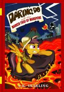 Portada de Daring Do and the Marked Thief of Marapore