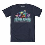Power Ponies T-shirt WeLoveFine