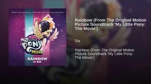 Rainbow (From The Original Motion Picture Soundtrack 'My Little Pony The Movie')
