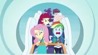 "Rainbow Dash ""stop the ride!"" EGROF"