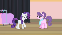 Rarity 'of course!' S4E08