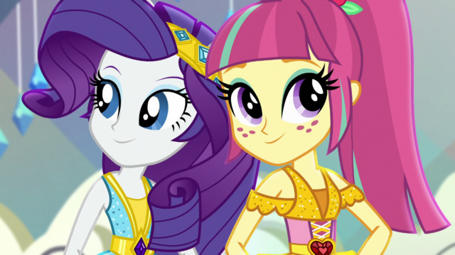 File:Rarity and Sour Sweet side-by-side EGS1.png