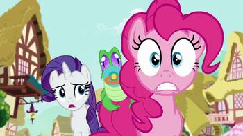 S05E19 Pinkie ucieka przed Rarity