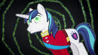 Shining Armor under Chrysalis' spell BFHHS1