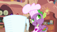 Spike 'I know!' S3E11