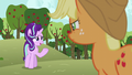 "Starlight ""friends with somepony who doesn't talk"" S6E6.png"