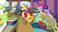 """Sunburst """"counting that as a correct answer!"""" S9E16"""