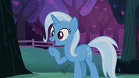 "Trixie ""never-before-witnessed magical marvel"" S7E24"