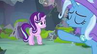 Trixie nominates Starlight to tell Thorax S7E17