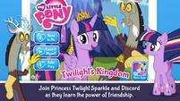 Twilight's Kingdom Playdate Storybook App
