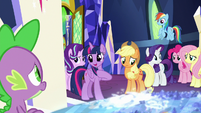 Twilight -I'll take care of the first part- S8E2