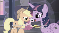 Twilight -we've gotta find a way out of here!- S5E02