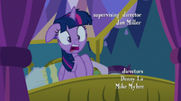 "Twilight Sparkle ""and get my school..."" S8E2"