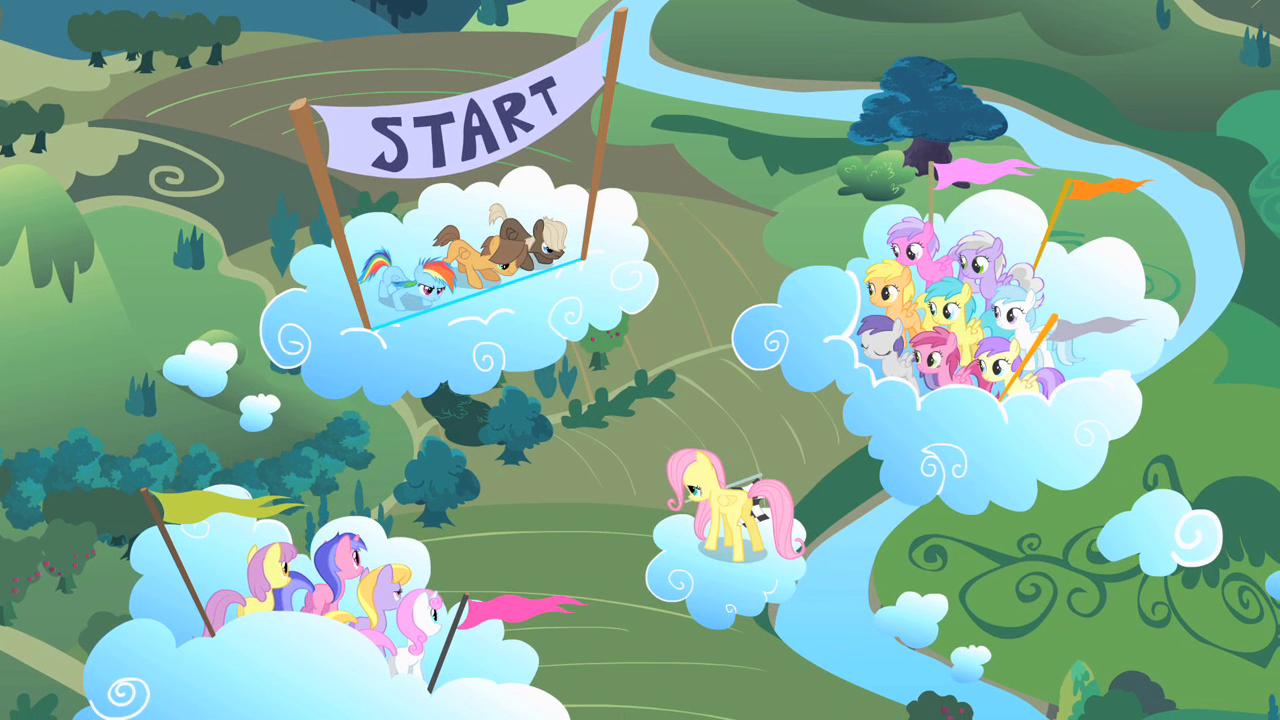 cloudsdale my little pony friendship is magic wiki fandom