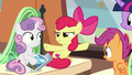 "Apple Bloom ""the Storm King invaded"" S8E6.png"