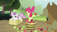 Apple Bloom 'Uncouth' S2E05