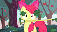 Apple Bloom realizes what she's actually doing S4E17