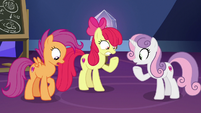 Cutie Mark Crusaders turned into adults S9E22