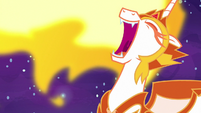 Daybreaker cackling loudly S7E10