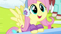 "Fluttershy ""that sounds just like her!"" MLPBGE"