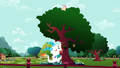 Giant Angel gnawing on the tree S5E13.png