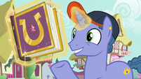 Out of Town Pony -these are keepsakes- S7E14