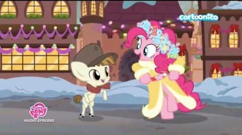 Pinkie's Present (Italian)