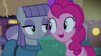 Pinkie -what about tomorrow morning-- S8E3