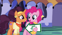 "Pinkie Pie ""try harder!"" S6E12"