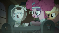 Pinkie Pie -we could stay here- S5E21