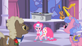 Pinkie Pie getting ready to party S1E26.png