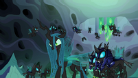 Queen Chrysalis --very clever-- S6E26