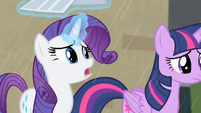 Rarity '...almost impossible!' S4E08