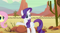 Rarity 'Yes, why here ' S2E14