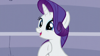 Rarity -Ooh, you're Spitfire's mum- S5E15