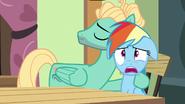 S06E11 Zaskoczona Rainbow