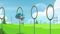 Sky Stinger bounces clumsily from ring to ring S6E24.png
