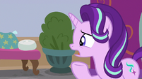 """Starlight """"why do you keep saying 'wink'?"""" S9E20"""