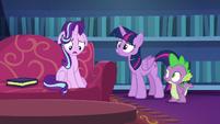 Starlight --been avoiding the friendship lessons-- S6E21