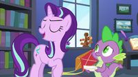 Starlight Glimmer --how impressed she was-- S6E21