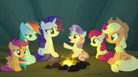 "Sweetie Belle ""I'd assume there was, too"" S7E16"